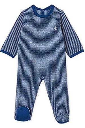 Petit Bateau Baby Boys' Dors Bien Pont Dos_5001001 Sleepsuit