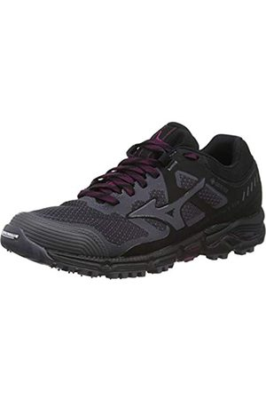 Mizuno Women's Wave Daichi 5 GTX Trail Running Shoes, (Pscope/Pscope/Blk 36)
