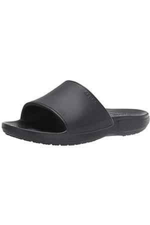 Crocs Unisex Adults' Classic Ii Slide Open Toe Sandals, ( 001)