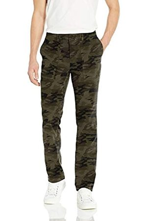 Goodthreads Men's Standard Straight-Fit Porkchop Pocket Stretch Canvas trouser