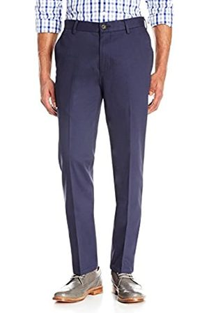 Goodthreads Slim-Fit Wrinkle-Free Dress Chino Pant (Navy)