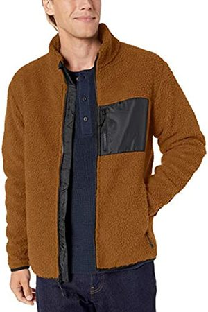 Goodthreads Sherpa Fleece Fullzip Jacket Tan