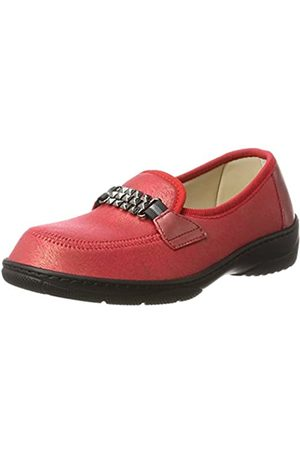 PodoWell Unisex Adults Magik Loafers, (Rot 7130030-37)