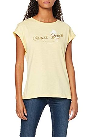 Dorothy Perkins Women's Venice Beach Rol SLV T-Shirt