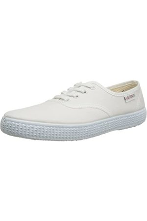 victoria Tight 5643 black, Unisex Adult's Low-Top Sneakers, (20 Blanco)