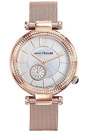 Saint Honore Women's Analogue Quartz Watch with Stainless Steel Strap 7621218YAIR
