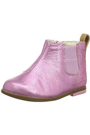 Clarks Girls' Drew Fun T Chelsea Boots