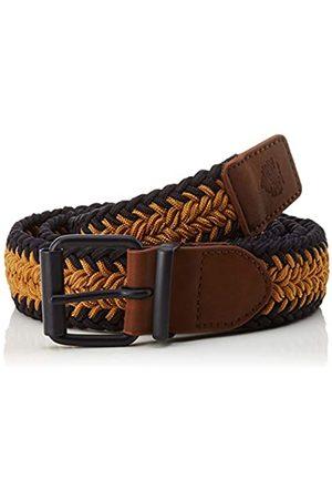 Springfield Men's Cinturon Orange Trenzas-c/54 Belt