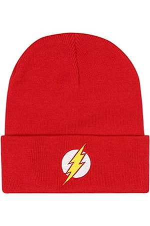 DC Men's Flash Logo Beanie