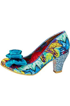 Irregular Choice Women's Ban Joe Closed Toe Heels, ( Floral Am)