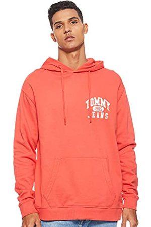 Tommy Hilfiger Tommy_Jeans Men's TJM Graphic Washed Hoodie Jumper