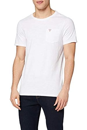 Guess Men's Crew Core Bar T-Shirt