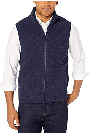 Amazon High Pile Fleece Vest Navy