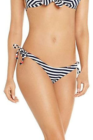 Sylvie Flirty Women's Bayina Striped Bikini Bottoms