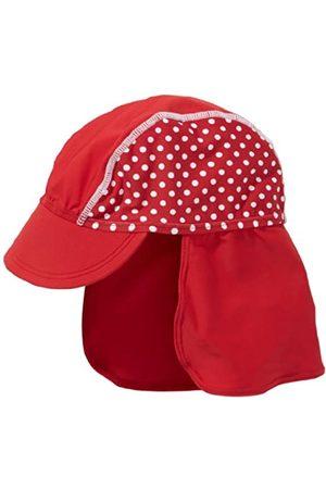 Playshoes Girl's UV-Schutz Mütze Punkte Cap