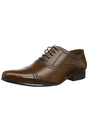 Red Tape Men's Fenny Oxfords, (Tan 0)