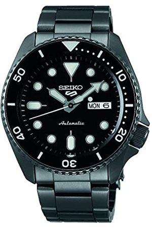 Seiko Men's Analogue Automatic Watch with Stainless Steel Strap SRPD65K1