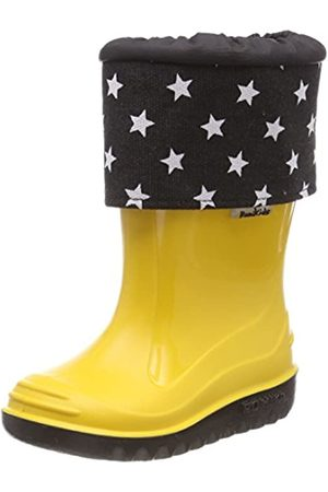 Romika Unisex Kids' Meggy Wellington Boots, (Gelb-Kombi 801)