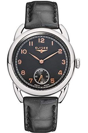 ELYSEE Women's 80541 Ladies-Edition Analog Display Quartz Black Watch