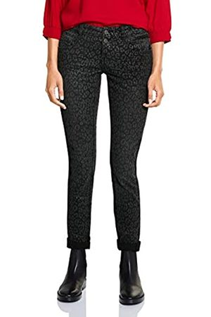 Street One Women's 372649 Crissi Casual Fit Slim Jeans