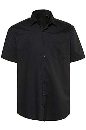 JP 1880 Men's Big & Tall Easy Care Short Sleeve Shirt XXXXXX-Large 713990 10-6XL