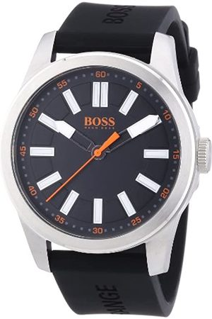 Boss Orange Men's Watch XL Big Up Analogue Quartz Silicone 1512936