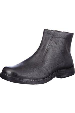 Jomos Men's Feetback Snow Boots, (Schwarz 45-000)