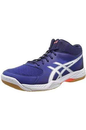 ASICS Men's Gel-task Mt Volleyball Shoes, Multicolor (Limoges/ /astral Aura)