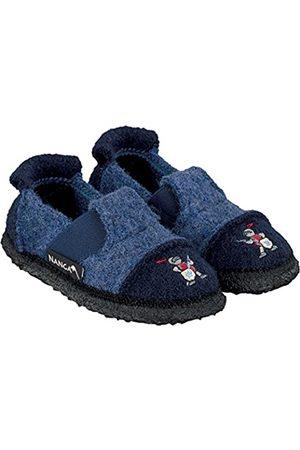 Nanga Boys' Ritter Slippers, Blau (blau / 30)