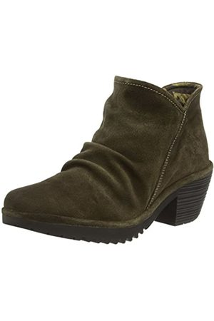 Fly London Women's WEZO890FLY Ankle Boots, (Sludge 005)