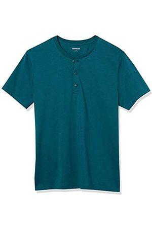 Goodthreads Cotton Short-Sleeve Henley Shirt
