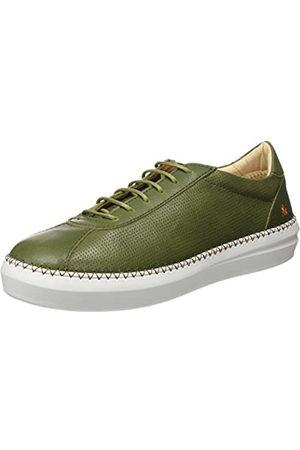 Art Men's 1340 Memphis Tibidabo Low-Top Sneakers, (Kaki)