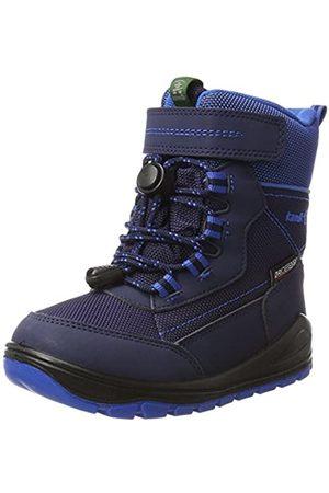 Kamik Unisex Kids' Indiana Snow Boots, Blau (Navy-Marine)