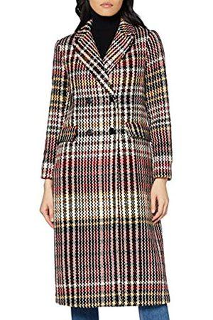 Dorothy Perkins Women's Midi Double Breasted Coat