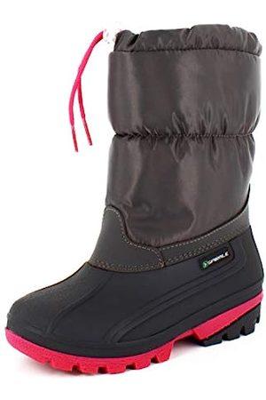 Spirale Unisex Kids' Shadow Snow Boots, (Dunkelgrau 022)