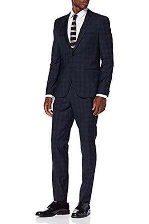 HUGO Men's Arti/hesten193 Suit, (Dark )