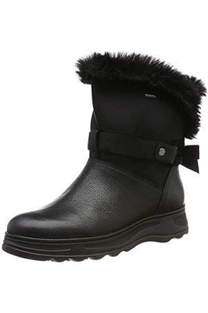Geox Women's D HOSMOS B ABX C Snow Boots, ( C9999)