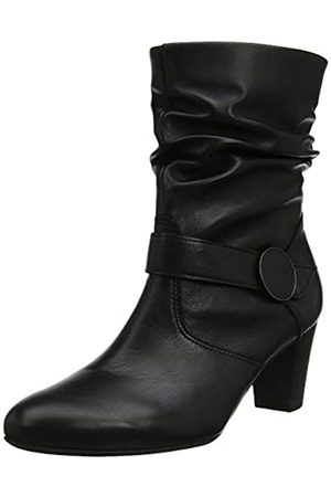 Gabor Shoes Women's Comfort Fashion Ankle Boots, (Schwarz (Micro) 57)
