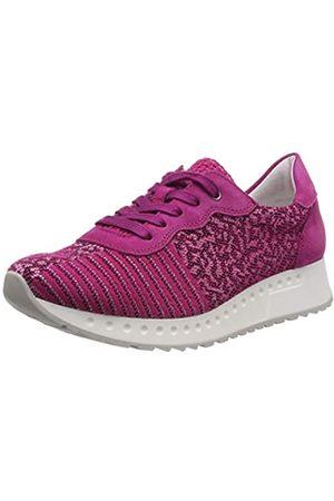 Romika Women's Houston 09 Low-Top Sneakers, (Fuchsia-Kombi 431)