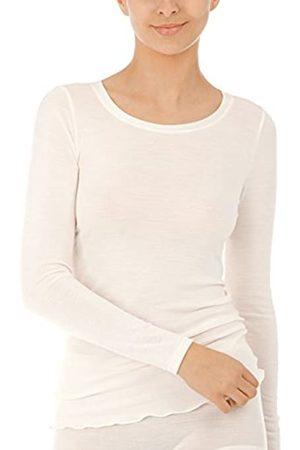 Calida Women's True Confidence Damen Top Langarm Undershirt