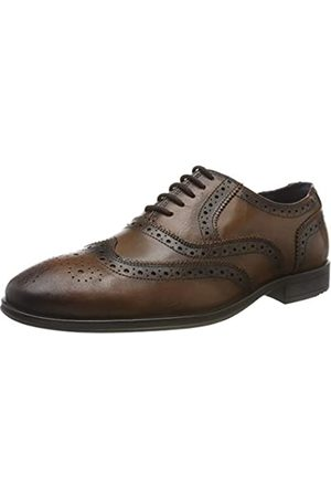 s.Oliver Men's 5-5-13204-23 Brogues, (Cognac 305)