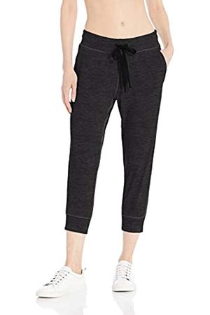 Amazon Brushed Tech Stretch Crop Jogger Pant Spacedye
