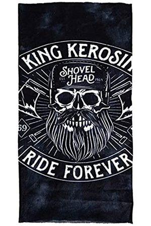 King Kerosin Men's Shovel Head Fashion Scarf