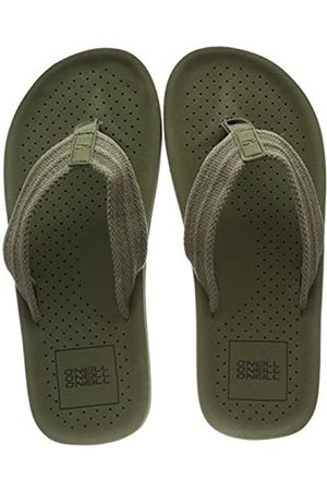 O'Neill Men's Fm Punch Canvas Sandals Shoes & Bags, (Winter Moss 6077)