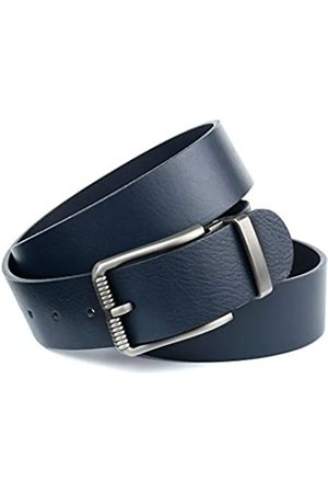 Anthoni Crown Unisex_Adult Vollledergürtel Belt