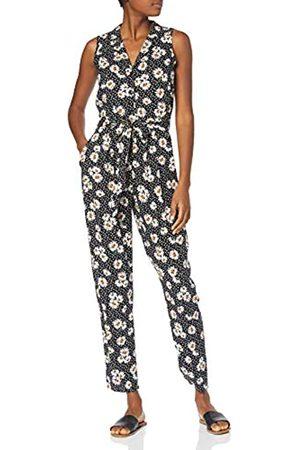 Dorothy Perkins Women's Daisy Spot Sleeveless Print Jumpsuit