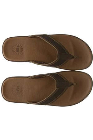UGG Men's Seaside Flip Leather Sandal