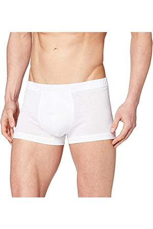 Hanro Men's Cotton Sporty Boxer Brief - - S