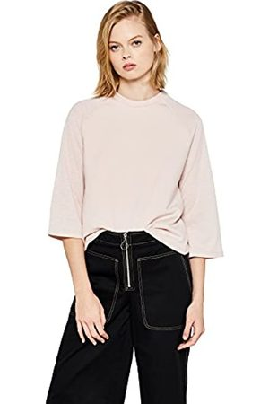 find. Women's Contrast Sleeve Long Sleeve Sweatshirt