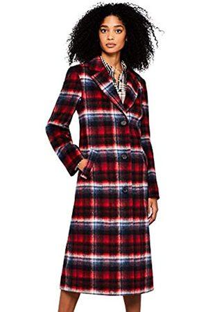 find. City Coat, ( /Navy Tartan)